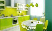 Цвет дизайна на кухне-какой выбрать?