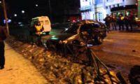 Видео: авария в Рубцовске