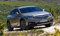"""Opel представил внедорожную """"Инсигнию"""" (фото)"""